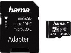 Hama MicroSDHC 8GB Class 10 114991