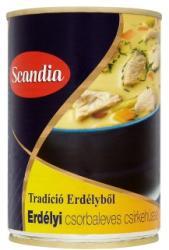 Scandia Erdélyi csorbaleves csirkehússal (400g)