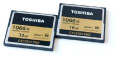 Toshiba Compa Ctflash Exceria Pro 32GB CF-032GSG(BL8