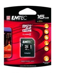 EMTEC MicroSDHC ECO 16GB 60x SEMSDME16GA