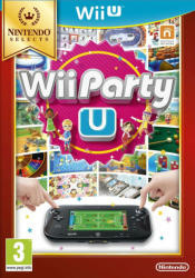 Nintendo Wii Party U [Nintendo Selects] (Wii U)