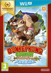 Nintendo Donkey Kong Country Tropical Freeze [Nintendo Selects] (Wii U)