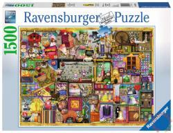 Ravensburger Colin Thompson: Kézműves szekrény 1500 db-os (16312)