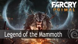 Ubisoft Far Cry Primal Legend of the Mammoth DLC (PC)