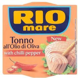 Rio Mare Tonhal darab olívaolajban chilivel (160g)