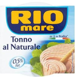 Rio Mare Tonhal darab sós lében (160g)
