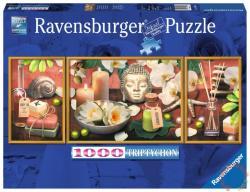 Ravensburger Triptychon puzzle - Tökéletes harmónia 1000 db-os (19488)
