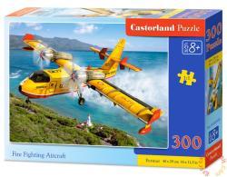Castorland Tűzoltó repülőgép 300 db-os (B-030026)