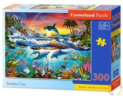 Castorland Paradicsom öböl 300 db-os (B-030101)
