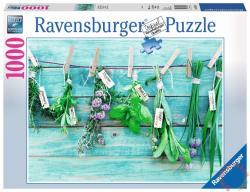 Ravensburger Gyógynövény kert 1000 db-os (19612)