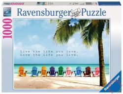 Ravensburger Éld az életet, amit szeretsz 1000 db-os (19635)