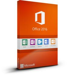 Microsoft Office Professional 2016 32/64bit 269-16805