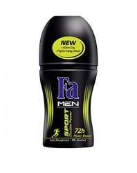 Fa Men Sport Energy Boost (Roll-on) 50ml