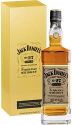 Jack Daniel's No. 27 Gold Whiskey 0,7L 40%