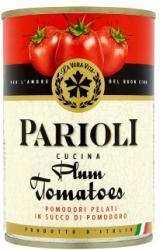 Parioli Cucina Egész hámozott szilvapradicsom (400g)
