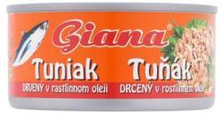 Giana Aprított tonhal növényi olajban (185g)