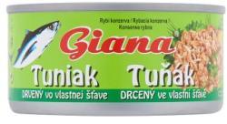 Giana Aprított tonhal sós lében (185g)