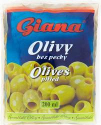 Giana Zöld magozott olívabogyó (195g)