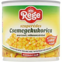 Rege Szuperédes csemegekukorica (330g)