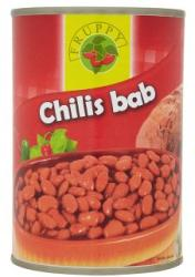 FRUPPY Chilis bab (400g)