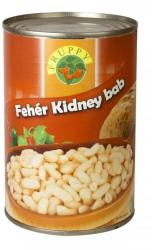 FRUPPY Fehér kidney bab (400g)