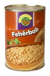 FRUPPY Fehérbab (400g)