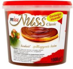 Miss Nuss Classic mogyorós krém (1000g)