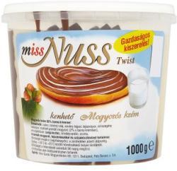 Miss Nuss Twist mogyorós krém (1000g)