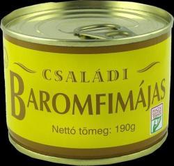 Szegedi Paprika Családi baromfimájas (190g)