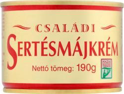 Szegedi Paprika Családi sertésmájkrém (190g)