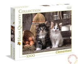 Clementoni Cicák 1000 db-os (39340)