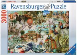 Ravensburger Óceánia 3000 db-os (17068)