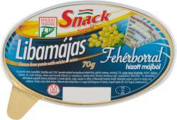 Snack Libamájas fehérborral (70g)