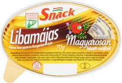 Snack Libamájas magyarosan (70g)