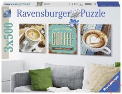 Ravensburger Tripla kávé 3x500 db-os (19919)