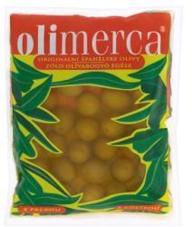 Olimerca Egész zöld olívabogyó (180g)