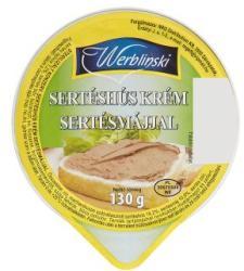 Werblinski Sertéshús krém sertésmájjal (130g)