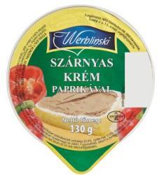 Werblinski Szárnyas krém paprikával (130g)