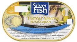 SilverFish Füstölt sprotni növényi olajban (170g)