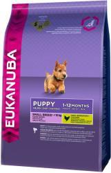 Eukanuba Puppy & Junior Small Breed 7,5kg