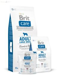 Brit Care Adult Large Breed - Lamb & Rice 1kg