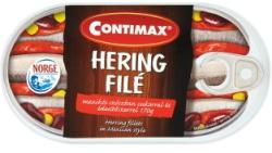 Contimax Heringfilé mexikói szószban (170g)