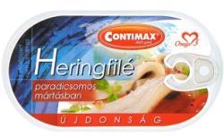 Contimax Heringfilé paradicsomos mártásban (170g)
