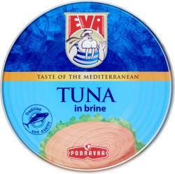 EVA NaturFit tonhal natúr lében (160g)