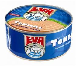 EVA Tonhal növényi olajban (160g)