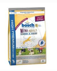 Bosch Adult Mini Lamb & Rice 3kg