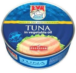 EVA Tonhal növényi olajban (80g)