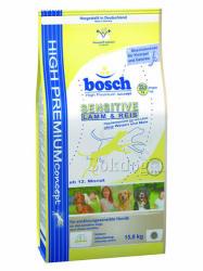bosch Sensitive Lamb & Rice 3kg