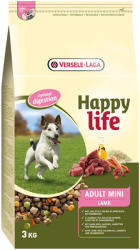 Versele-Laga Happy Life Adult Mini Lamb 3kg