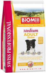 Biomill Swiss Professional Medium Adult 3kg